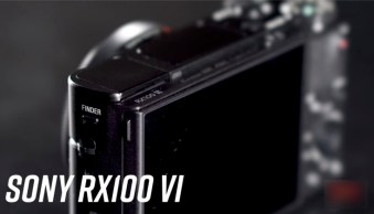 Hands-On with the new Sony RX100 VI Compact Camera