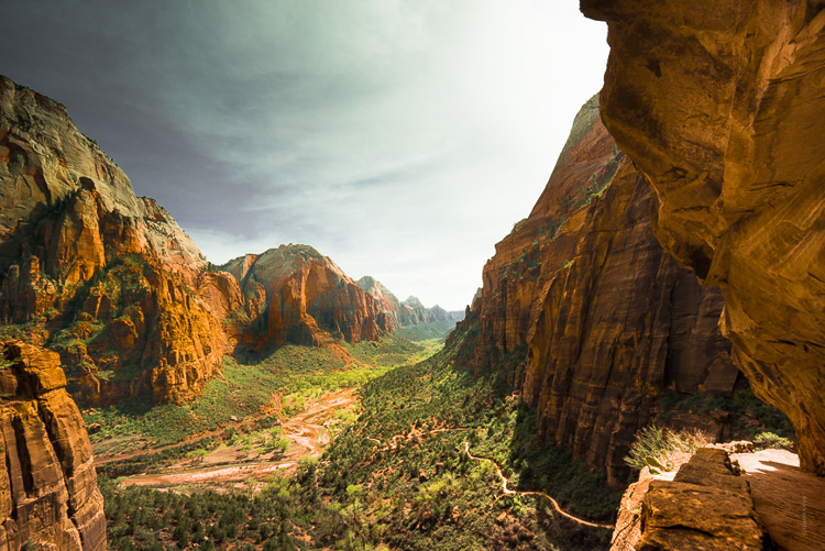 zion - Editing Gently: 3 Tips for Processing Realistic Landscape Photos