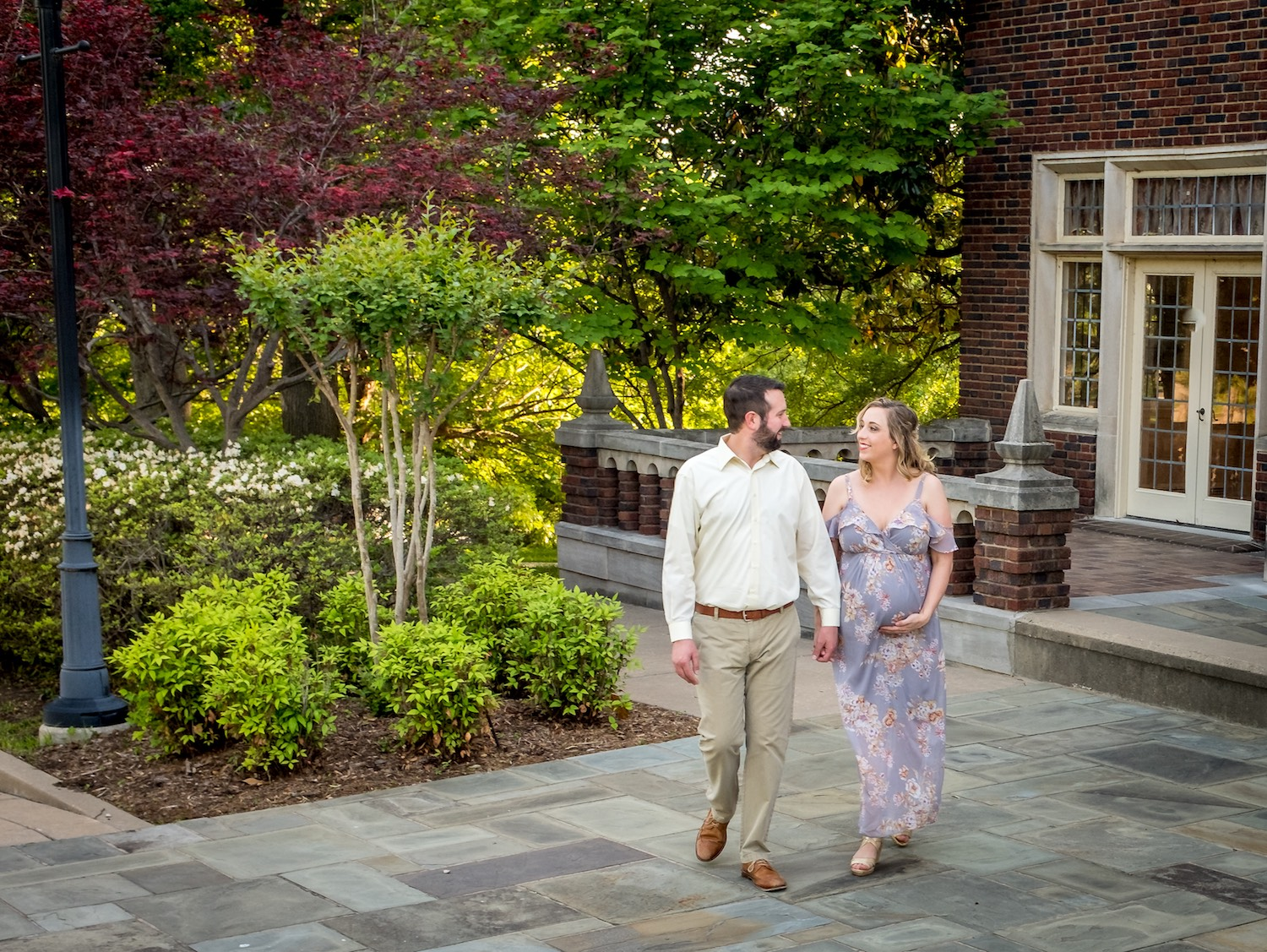 portrait of a couple in a garden - 5 Crucial Mistakes You Need to Avoid When Photographing Clients