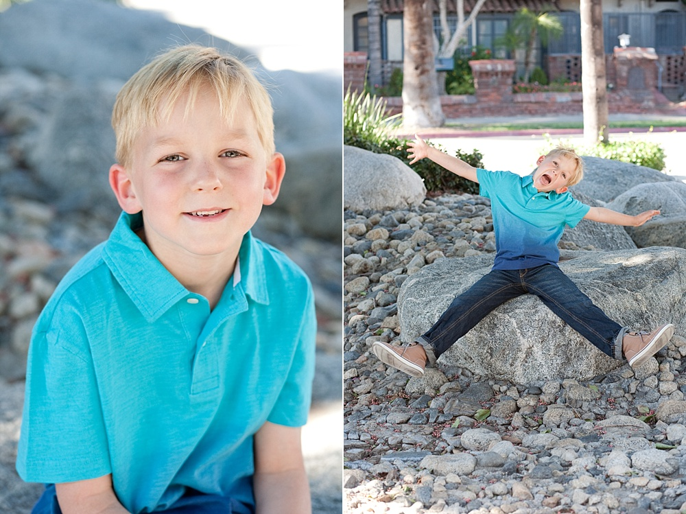 Portrait sessions with children acting silly - How to Survive Portrait Sessions with Difficult Children
