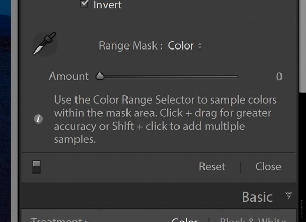 color range mask - An In-Depth Look at the Range Mask in Lightroom Classic CC
