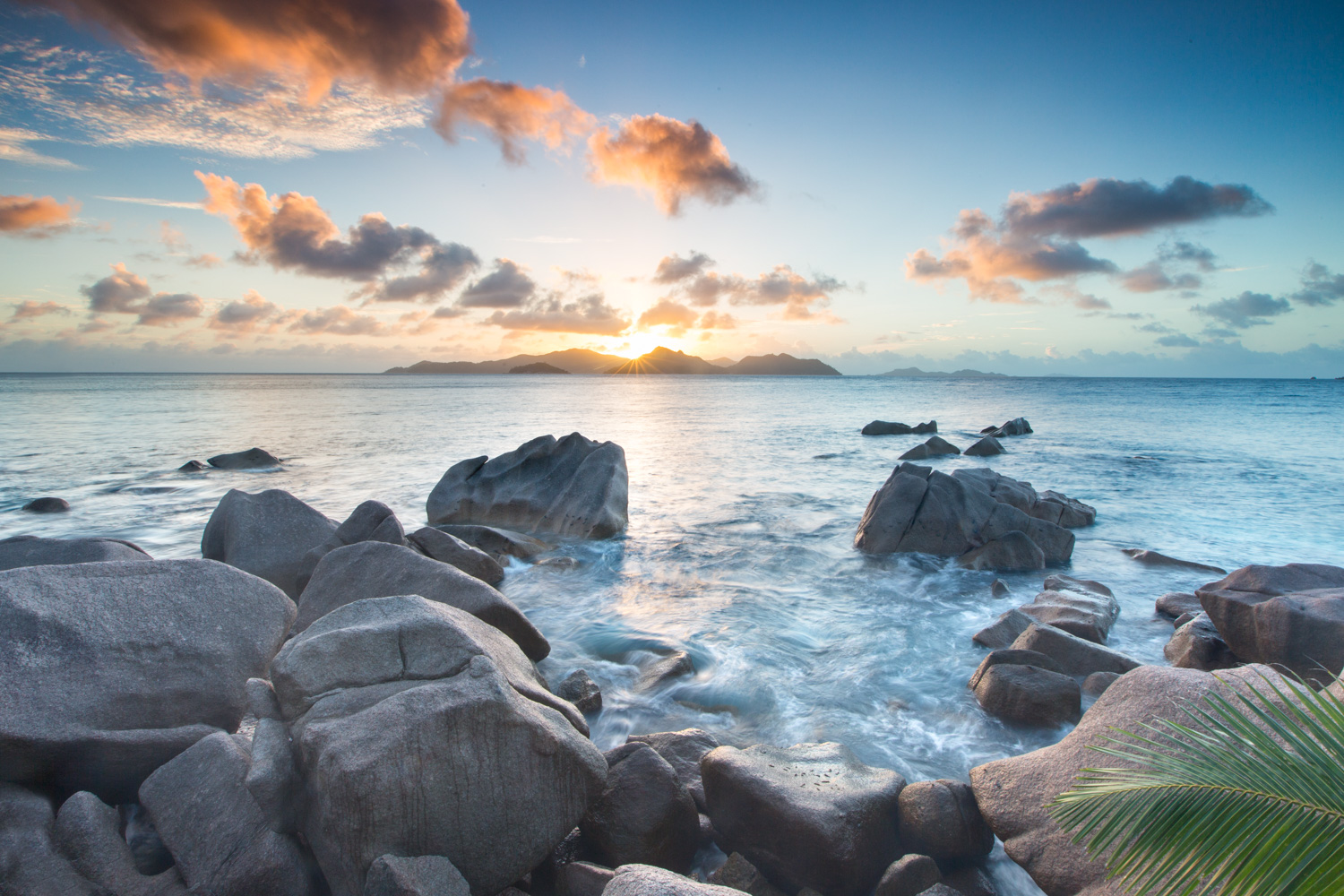 Seascape rocky shore sunset - Here are some practical steps to take and mistakes you want to avoid to help you capture better seascape images.