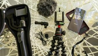 Equipment List for Making Better Smartphone Videos