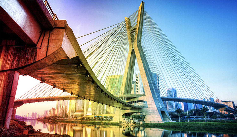 Tricks Bridge Neon - Photography Skills
