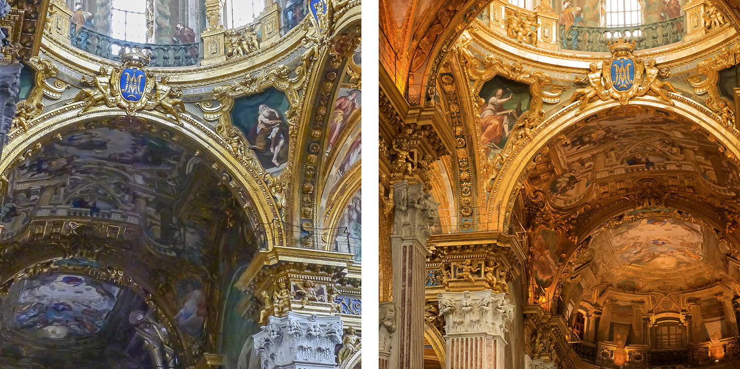 White Balance Genoa Cathedral - How Color Balance Can Kill Your Color