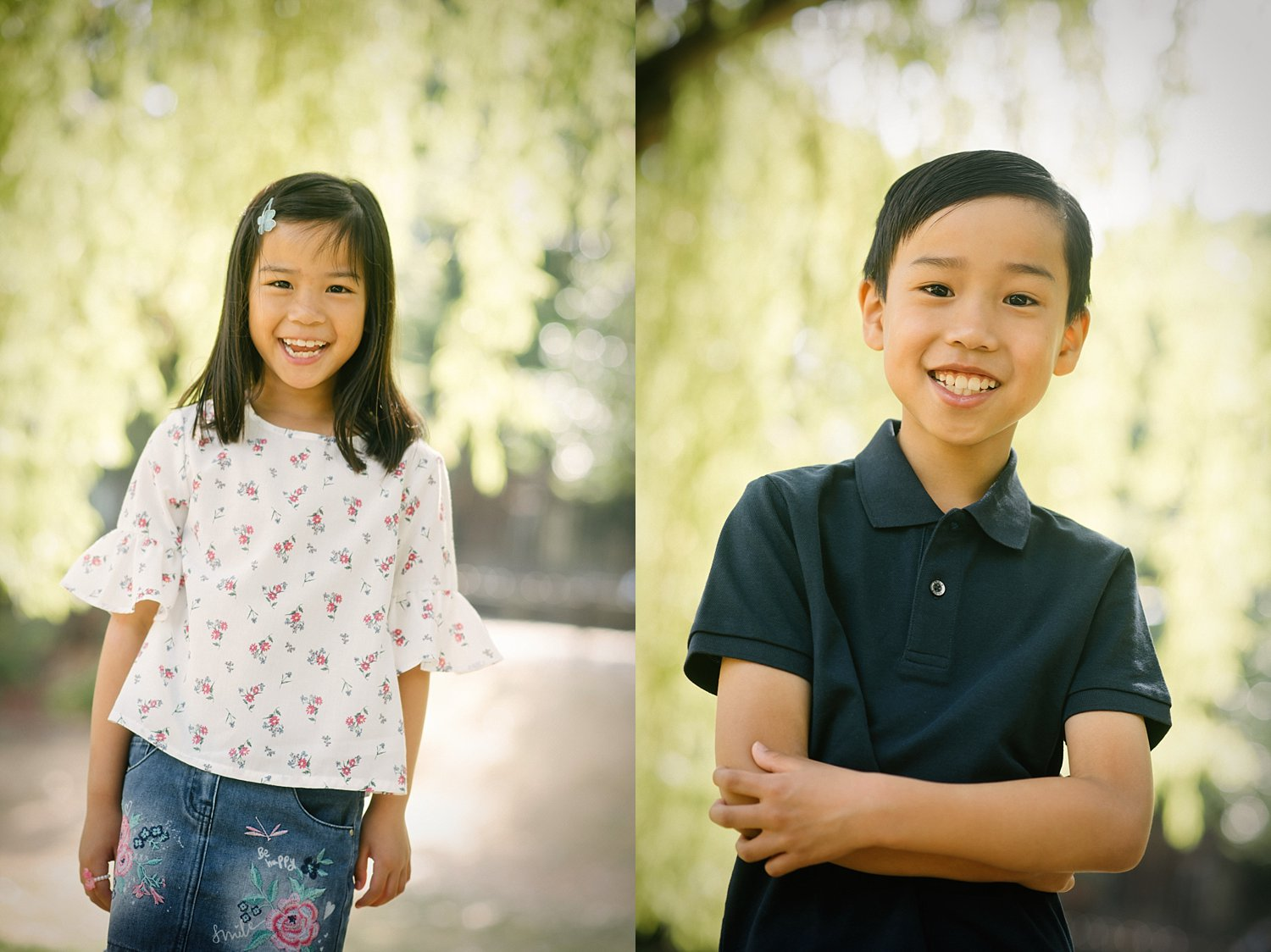 6 Types of Portrait Backgrounds You Can Use for Your Images - bright background kids photos