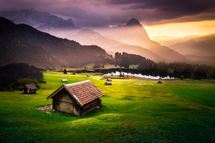 Geroldsee - How to Use Neutral Tones to Craft Realistic Edits for Landscape Photos