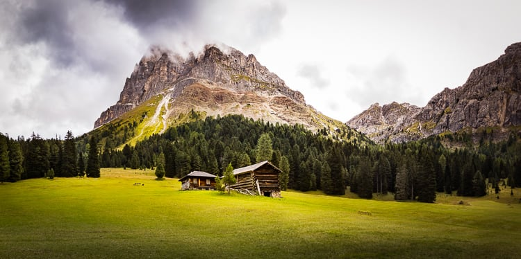 Sass de putia - How to Use Neutral Tones to Craft Realistic Edits for Landscape Photos