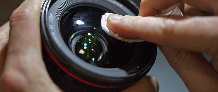Clean Lens - Tips for Ensuring You Get Sharp Photos Every Time