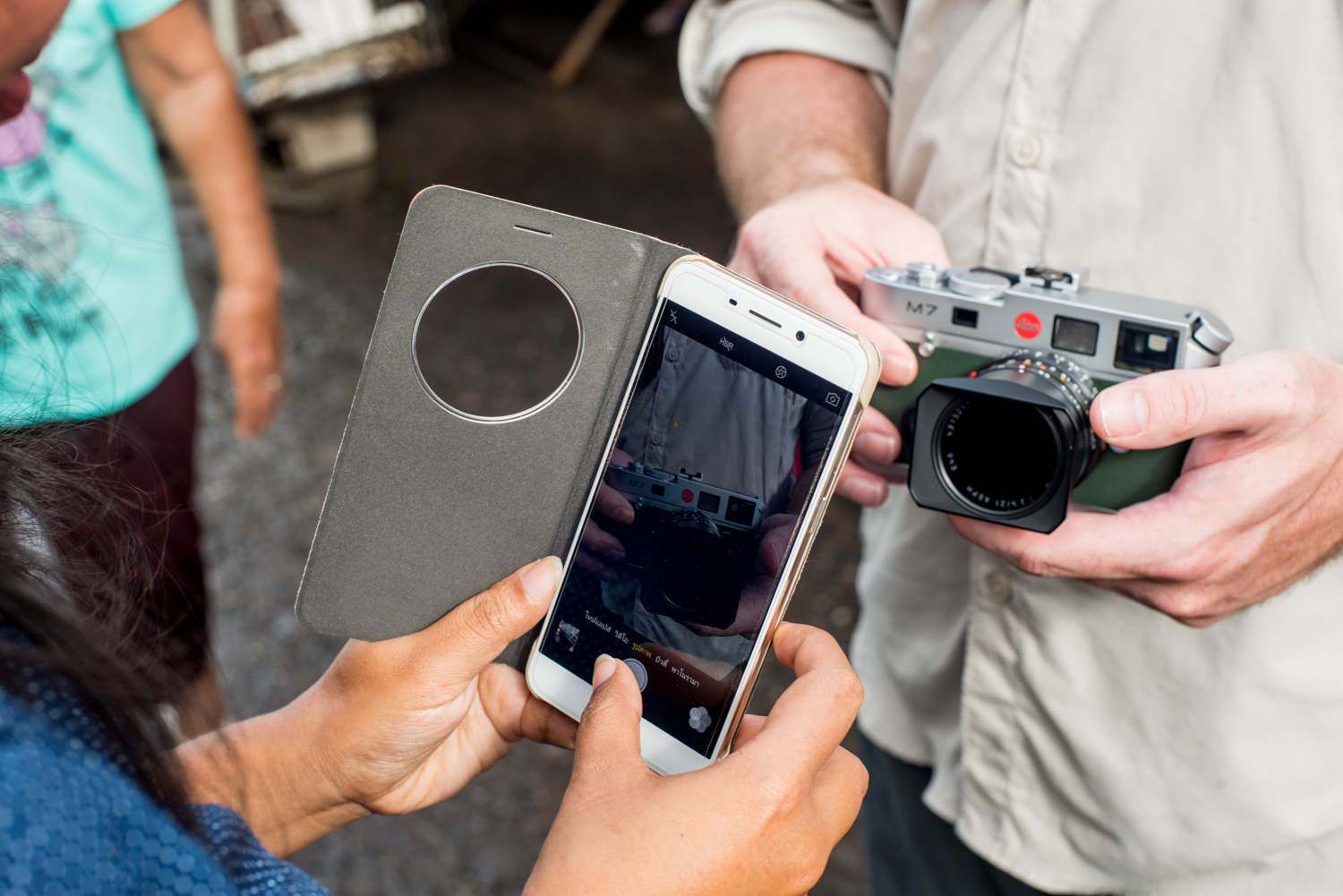 Phone and Camera - Pros and Cons of Upgrading from a Phone to a Real Camera