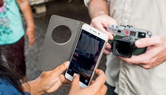 Pros and Cons of Upgrading from a Phone to a Real Camera
