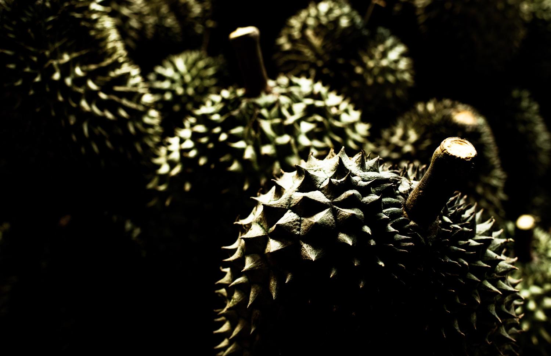 Durian fruit ©Kevin Landwer-Johan