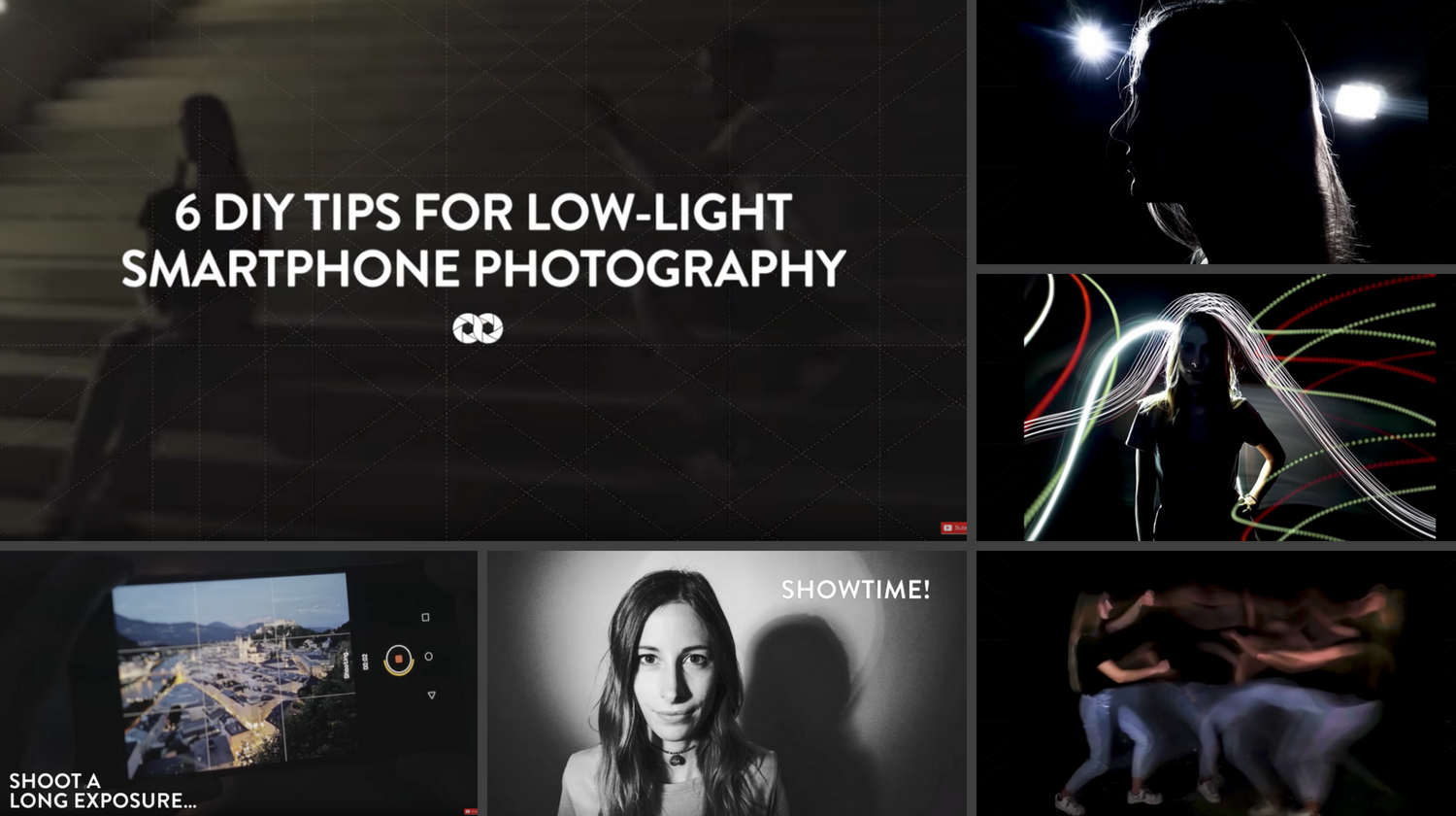 6 Quick Tips for Low Light Smartphone Photography