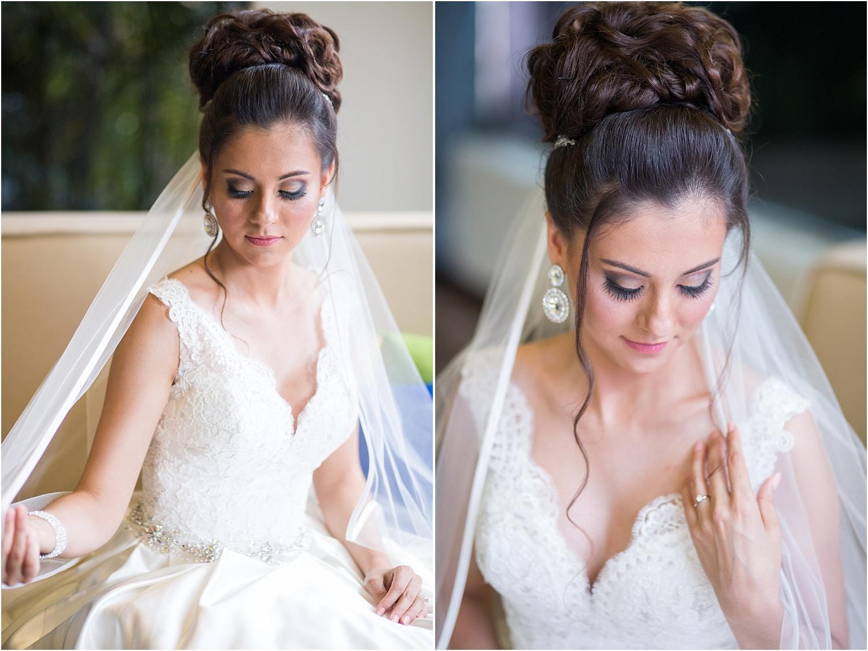 wedding day photography - 2 bride photos
