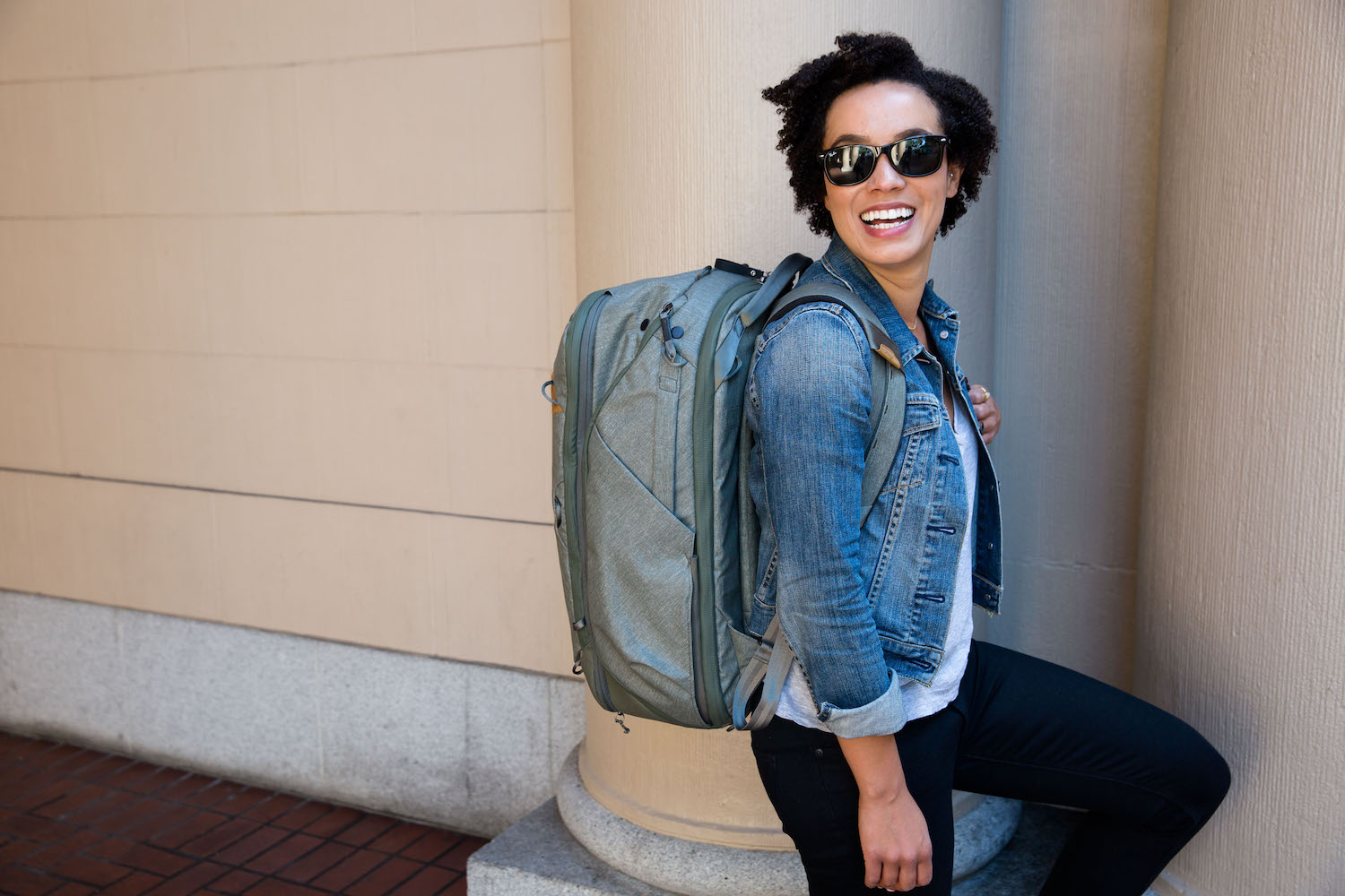 Photo of Peak Design's Travel Backpack