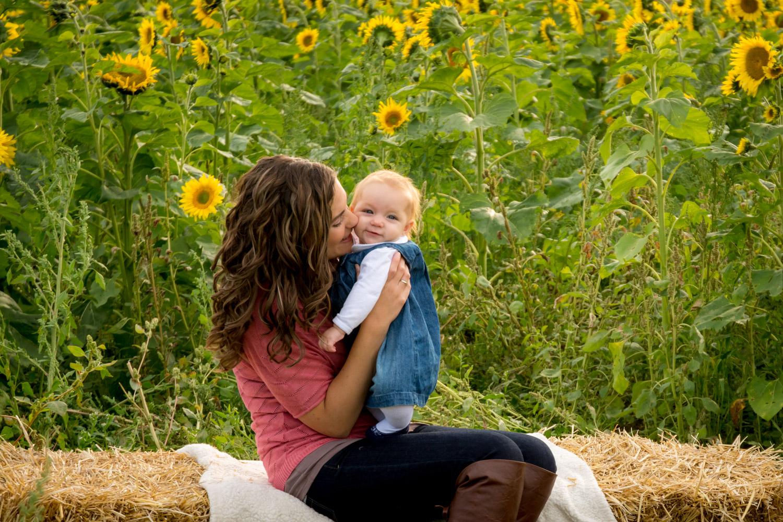 Family photo tips - infant