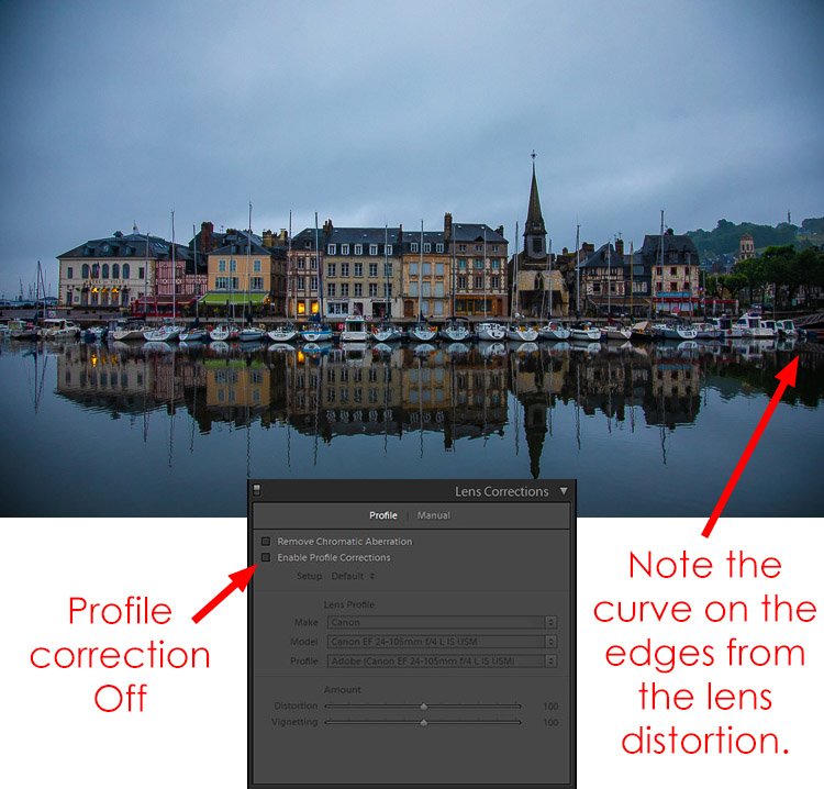 Tips for keeping your horizon line level