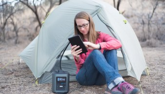 Batteries and Backups: How to Shoot Off the Grid