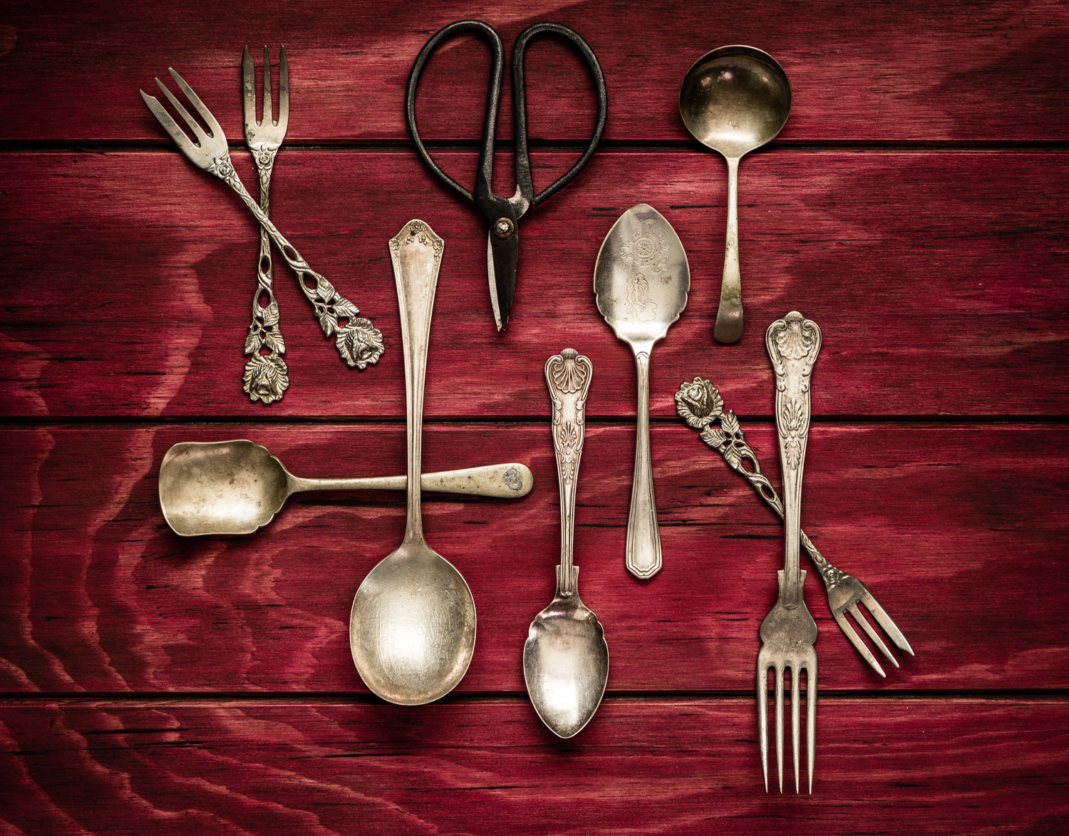 Why Your Camera Gear Doesn't Matter - cutlery still life