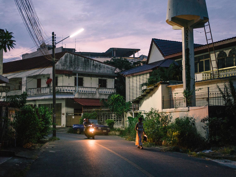 Dark evening scene - 7 Tips to Make Travel Photography Interesting Again