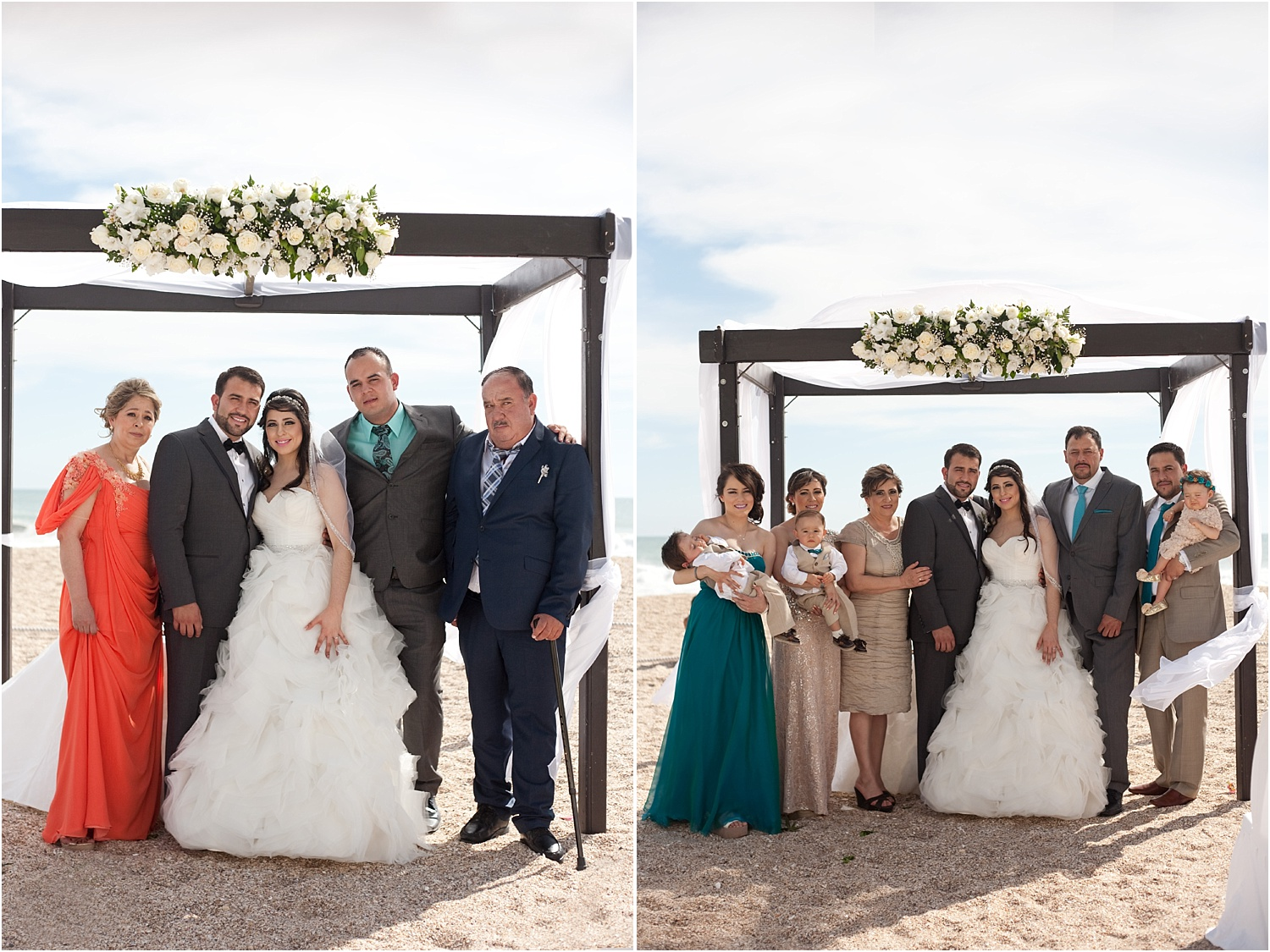 How to photograph family and bridal party portraits quickly at weddings 3