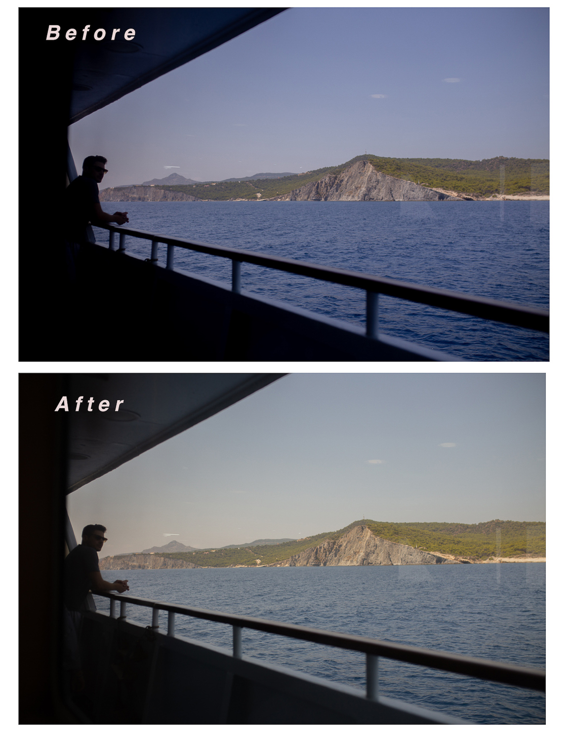 How to Achieve a Consistent and Clean Photo Editing Style - Color Editing - Example 01