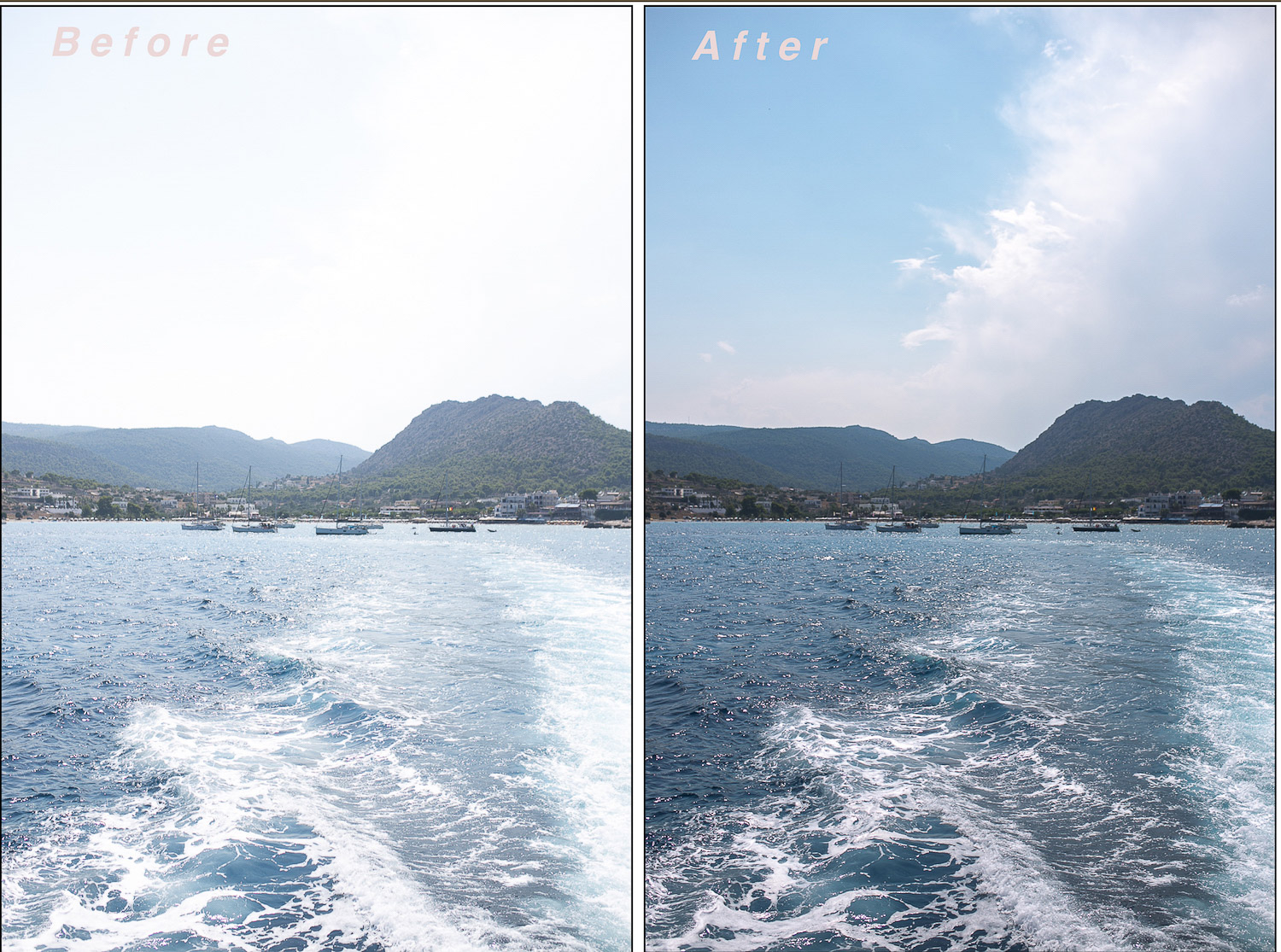 How to Achieve a Consistent and Clean Photo Editing Style - Focus on Lighting example 01