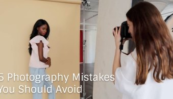 5 Beginner Photography Mistakes You Should Avoid