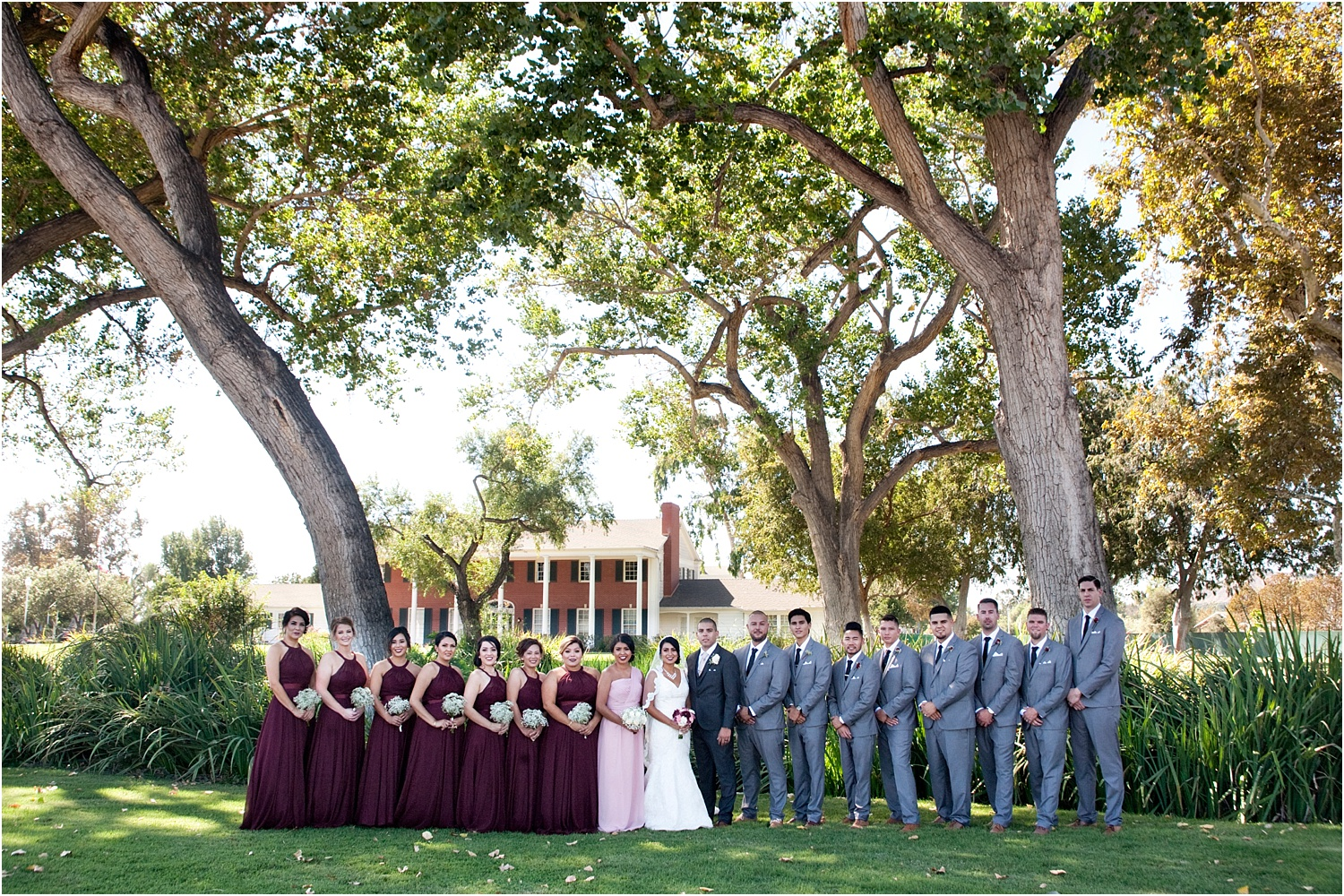 How to photograph family and bridal party portraits quickly at weddings 12
