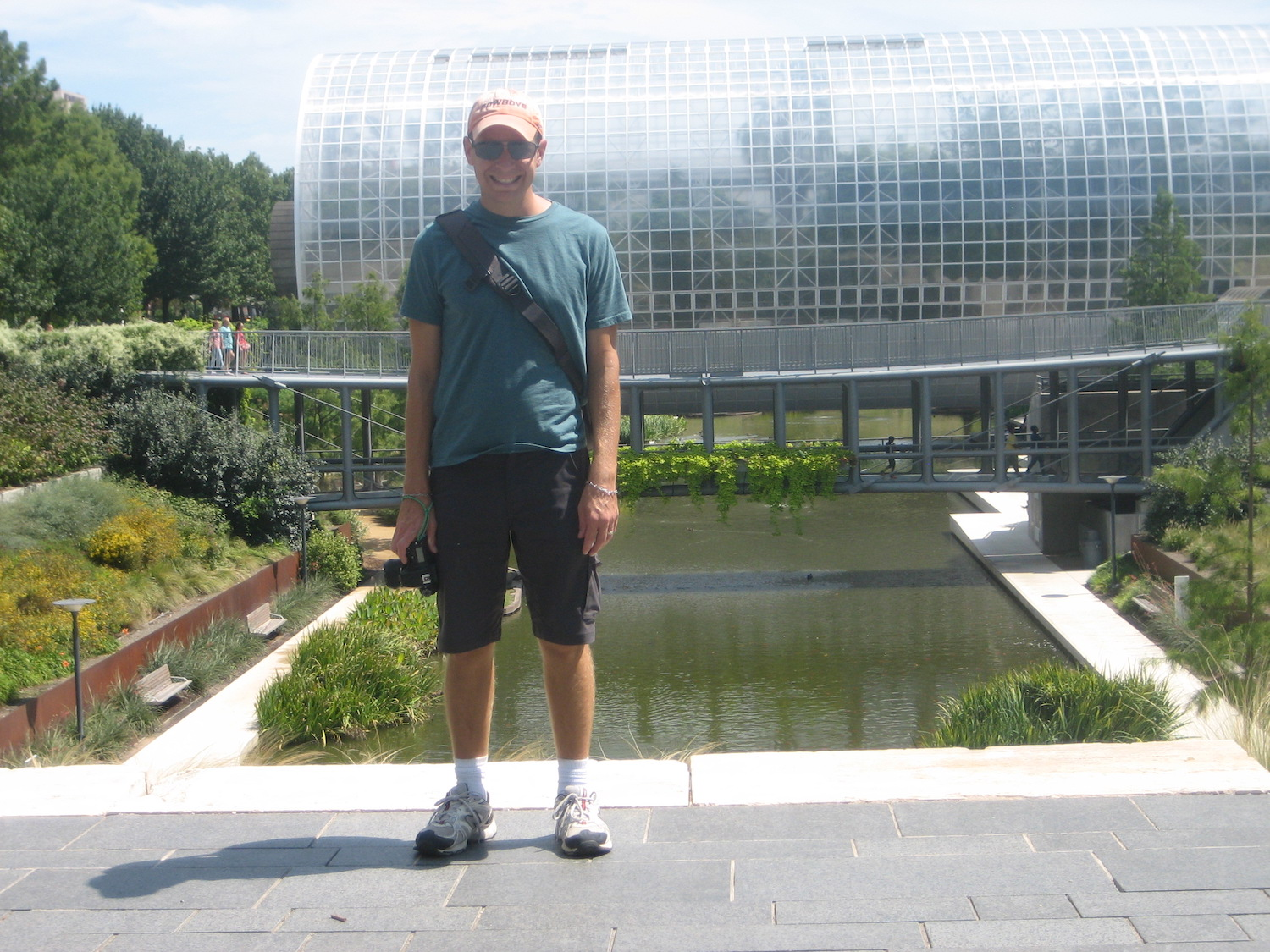 Image: On a recent trip to the local botanic gardens my kids finally got to be the ones taking pictu...