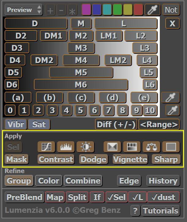 Making Photoshop Luminosity Masks Easy with Lumenzia 13