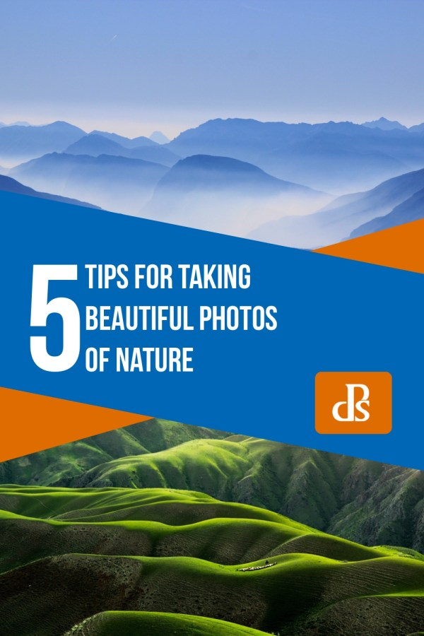 5 Tips for Taking Beautiful Photos of Nature