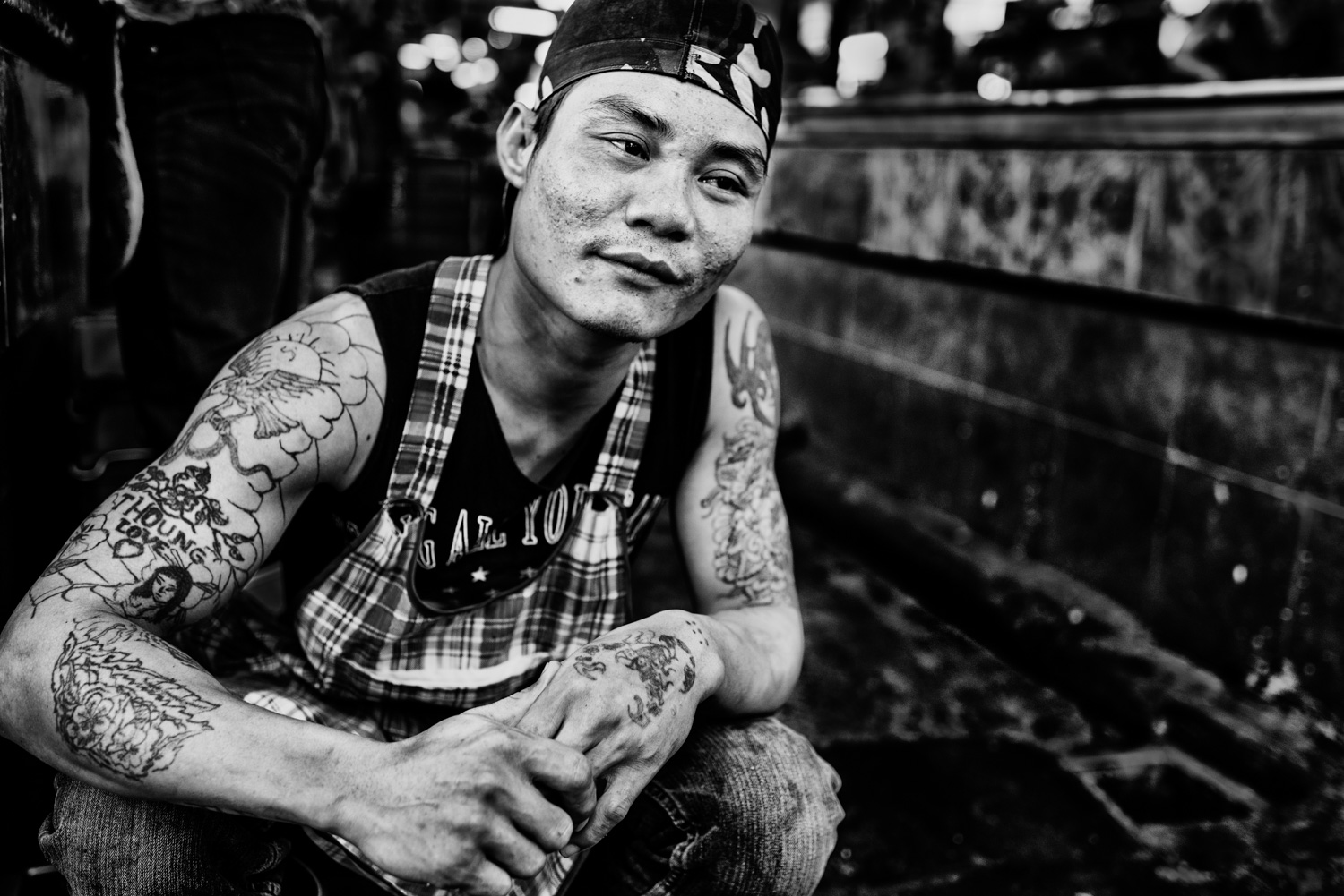 How To Stimulate Your Photography by Learning From the Best Street Portrait © Kevin Landwer-Johan