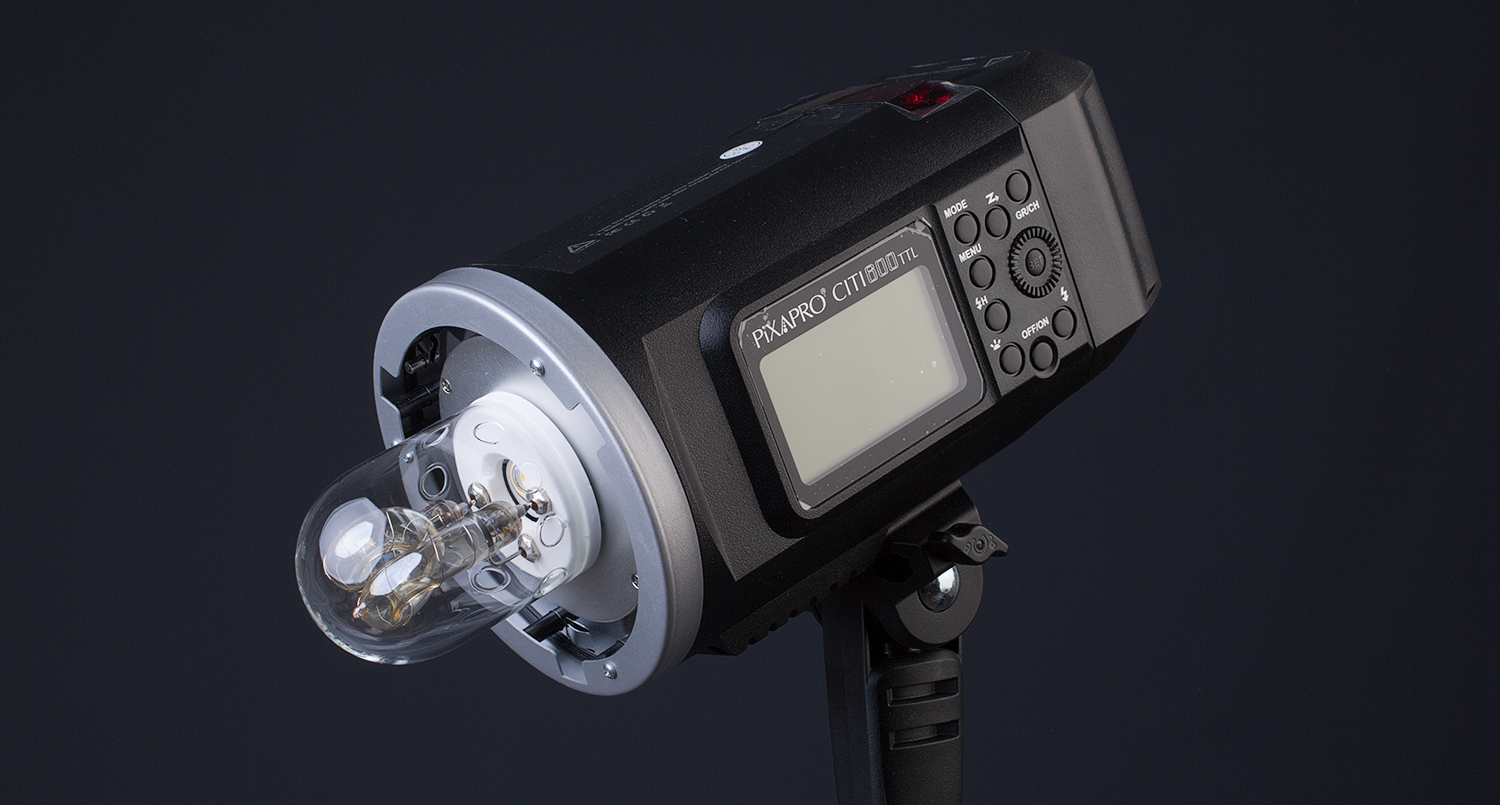 Image: Some studios strobes (such as the Pixapro Citi600) now come with HSS functionality built in.