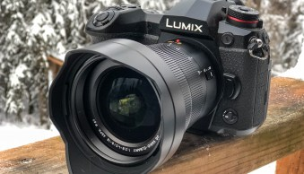 Gear Review - Lumix G9 Mirrorless Camera
