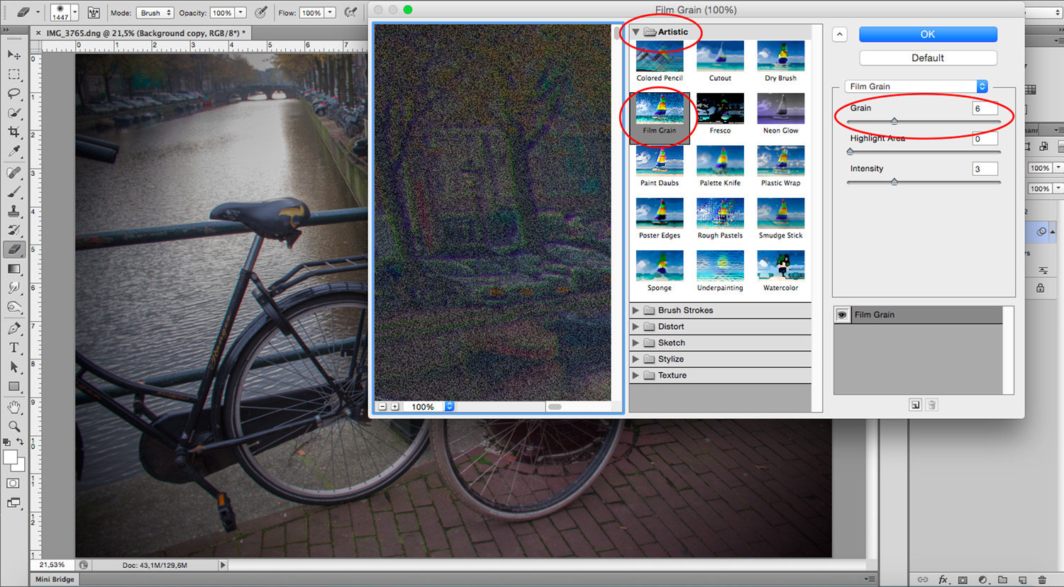 How to Mimic Lomography in Photoshop with Ease 5