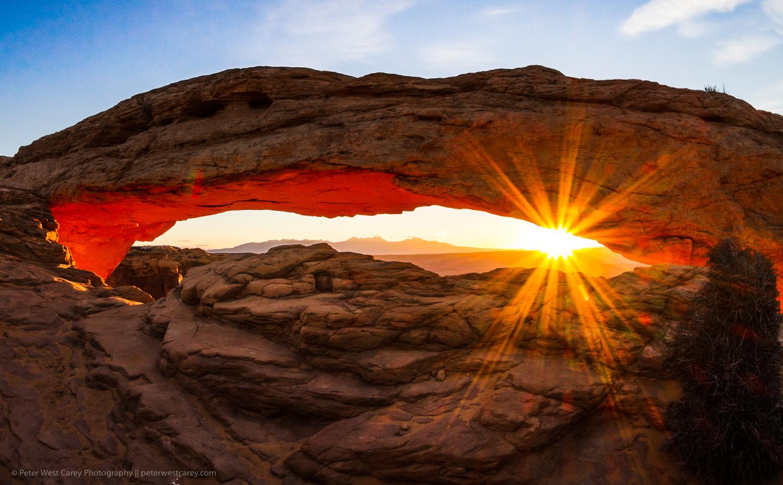 Photography Hot Spots - Mesa Arch, Utah