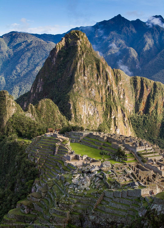 Photography Hot Spots - Machu Picchu