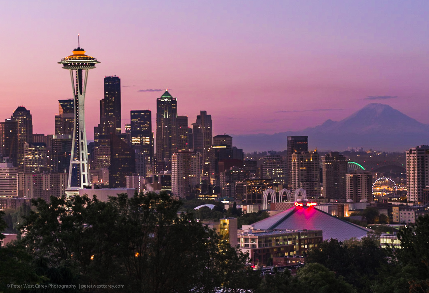 Photography Hot Spots - Seattle