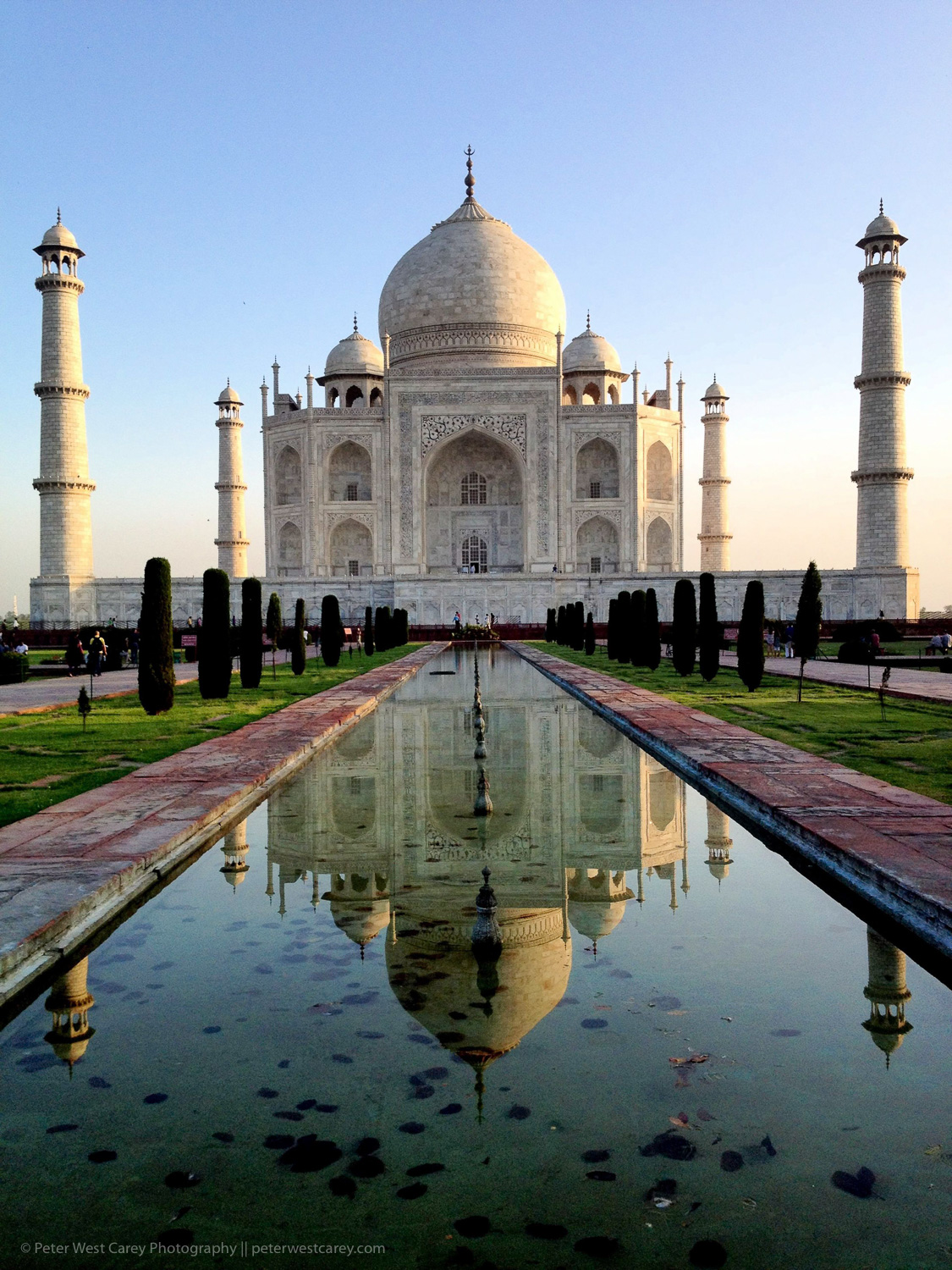 Photography Hot Spots - Taj Mahal