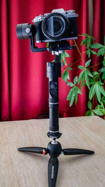 Zhiyun Crane V2 gimbal - Essential Tools for Making Videos on Your Mirrorless Camera