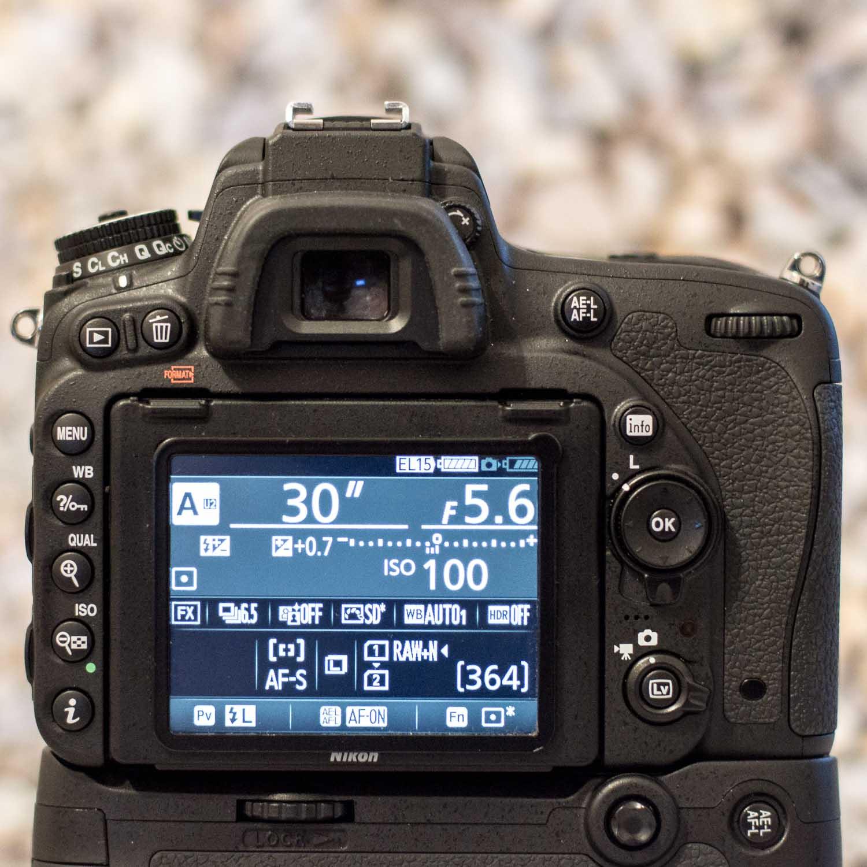 14 Nikon Custom Modes