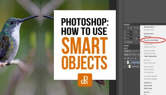 how to use smart objects feature image