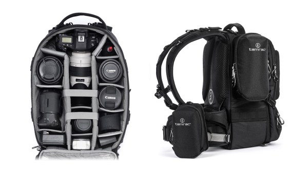 Review Tamrac Anvil Pro Series Backpacks