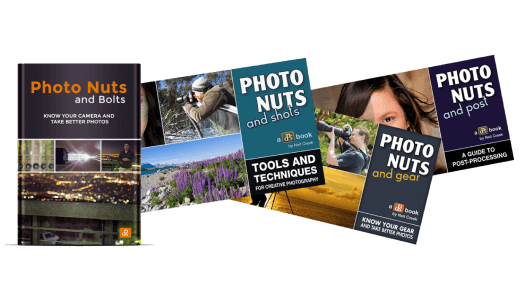 4 Photo Nuts eBooks
