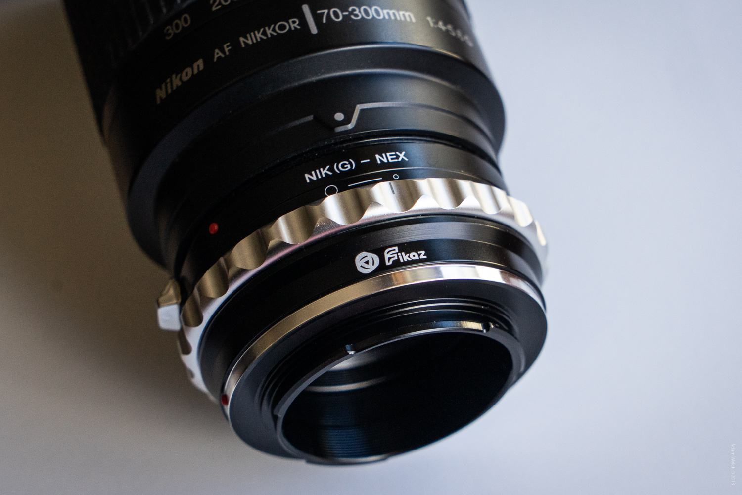 4 - Gear Review - Fikaz Sony E-Mount Lens Adapters