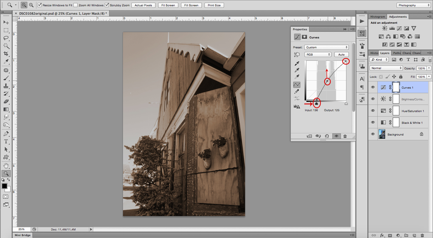 6 - How to Create a Lithography Effect Using Photoshop