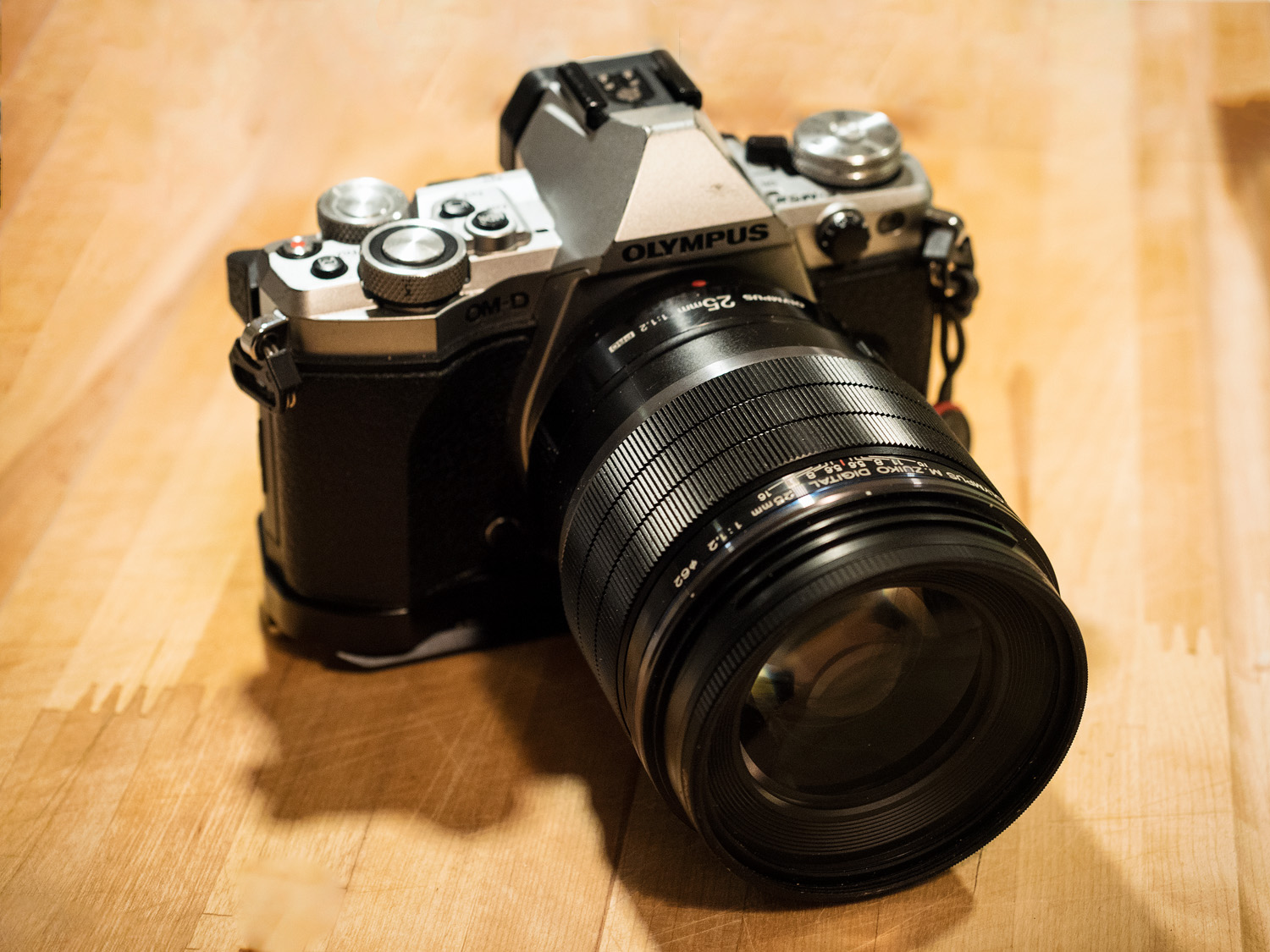 Image: Modern digital cameras produce high-resolution images