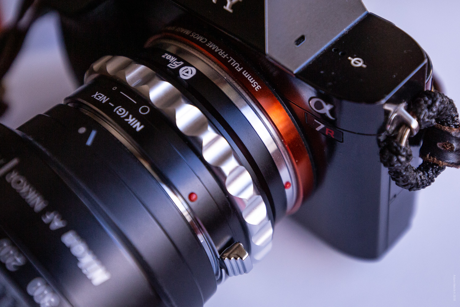 5 - Gear Review - Fikaz Sony E-Mount Lens Adapters