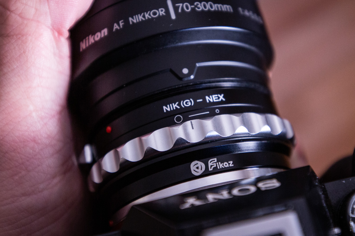 7 - Gear Review - Fikaz Sony E-Mount Lens Adapters